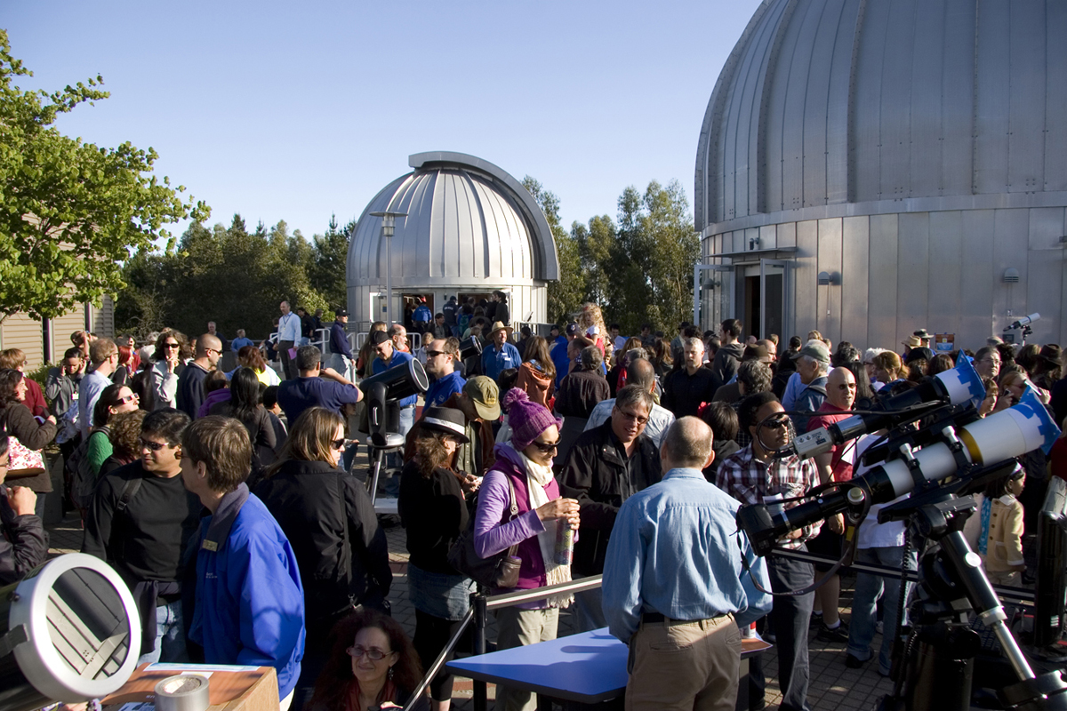 Venus Transit Viewing at Chabot Space & Science Center