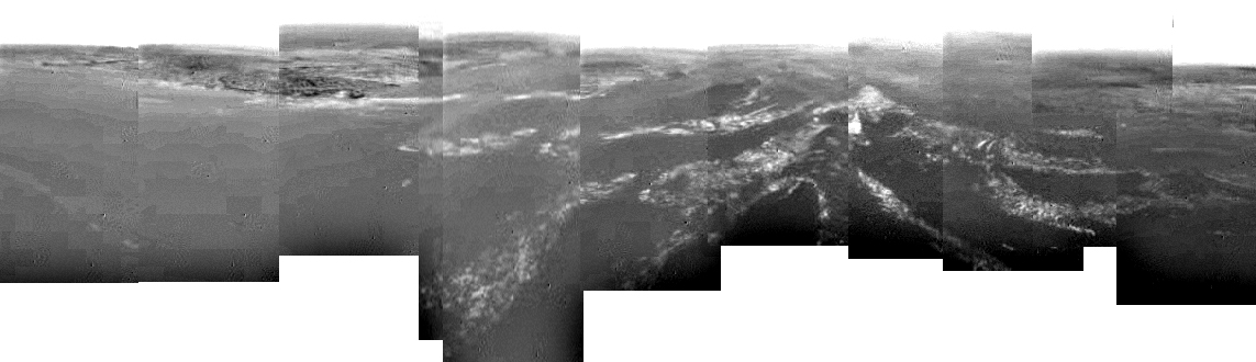 On Titan: The View from ESA's Huygens