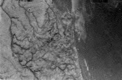 Huygens Sees Channels on Titan