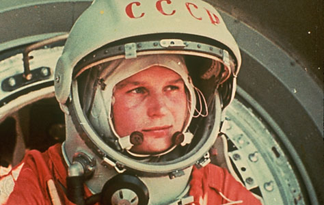 Soviet cosmonaut became the first woman to fly to space when she launched on the Vostok 6 mission June 16, 1963.