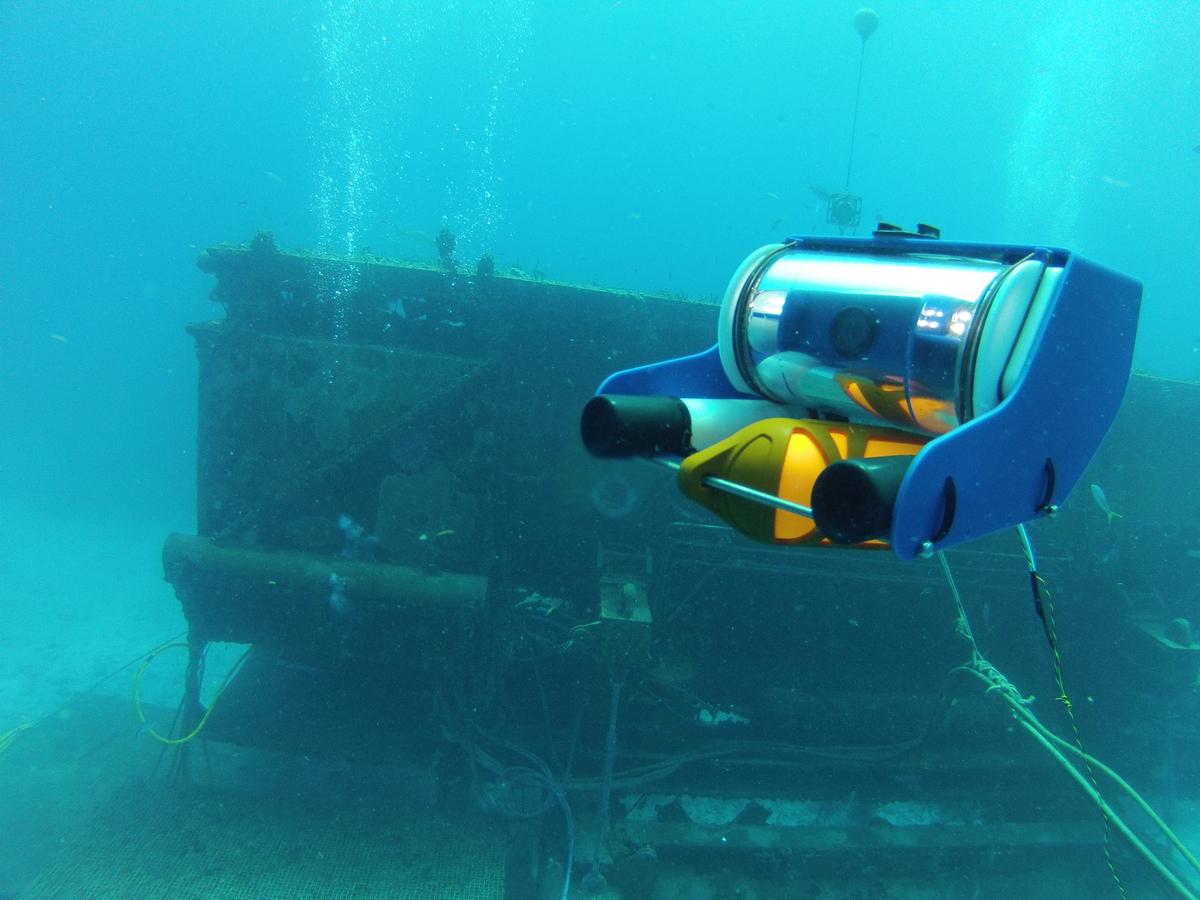 NEEMO 16 Underwater Camera