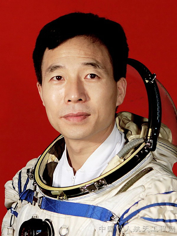 Jing Haipeng, Commander of Shenzhou-9 Mission