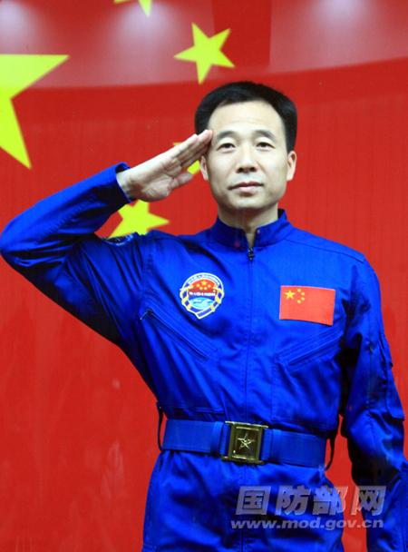 Shenzhou 9's Veteran: Jing Haipeng
