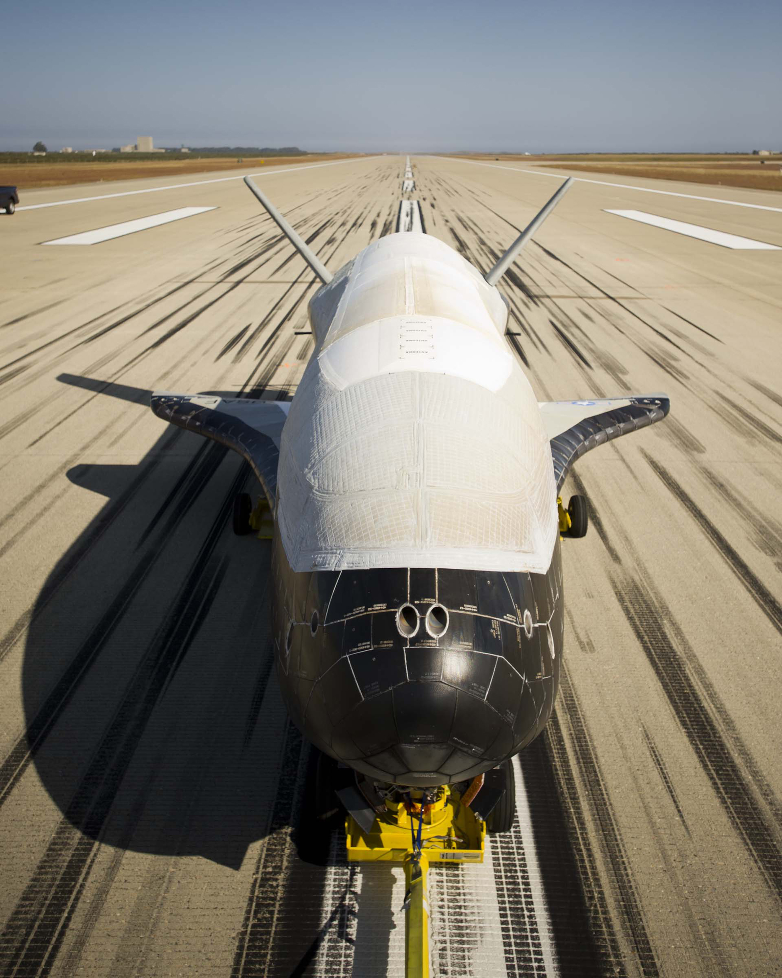 X-37B Space Plane Returns