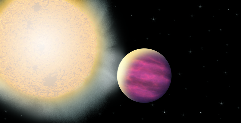 'Weird' Alien Planets Found by Small Telescope