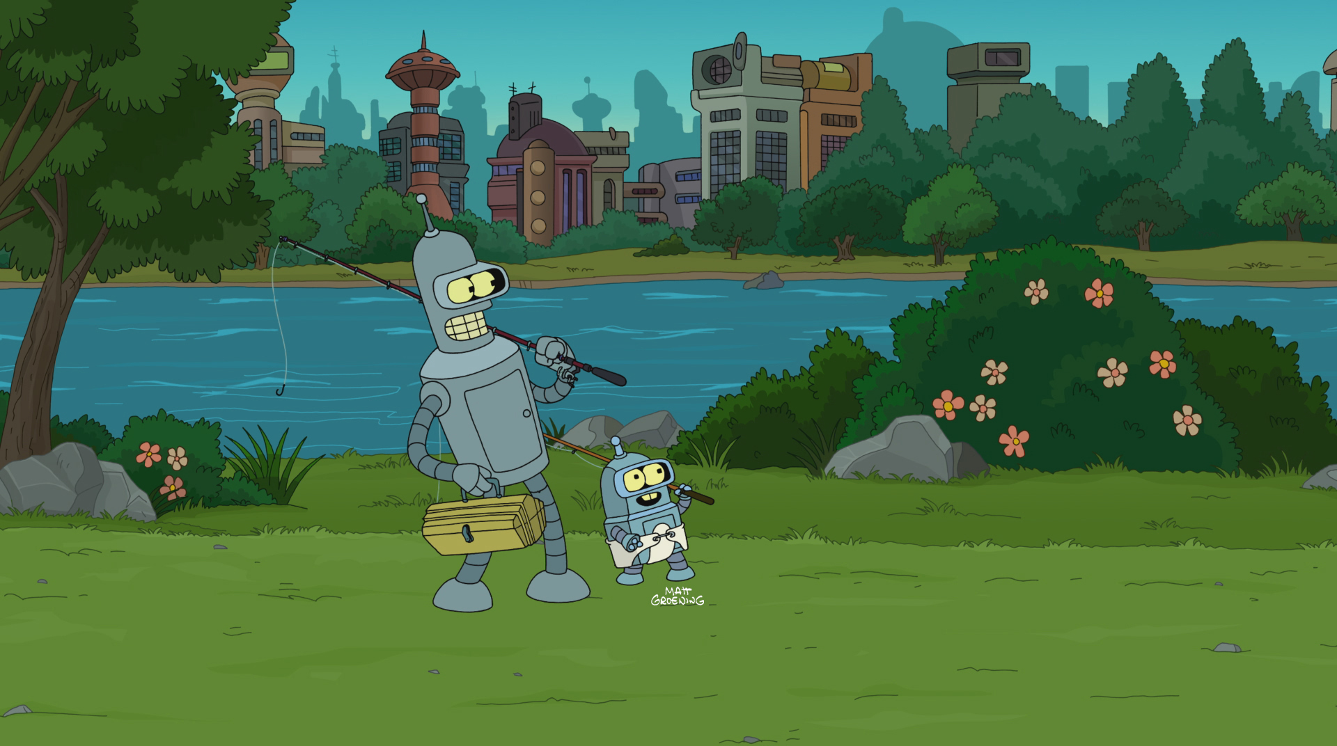 The Many Voices of 'Futurama': Q&A with Billy West