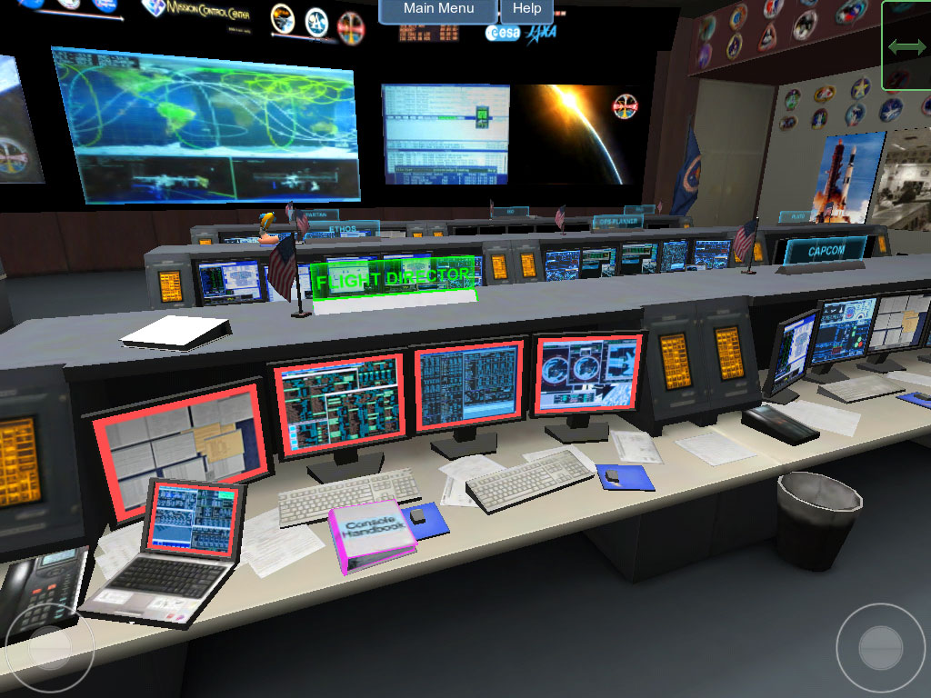 Space Station Live! NASA App Puts Orbiting Lab at Your Fingertips