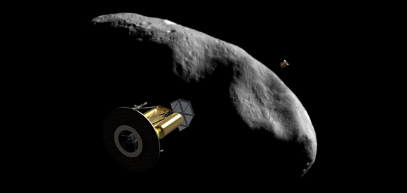 Private Asteroid-Mining Project Launching Tiny Satellites in 2014