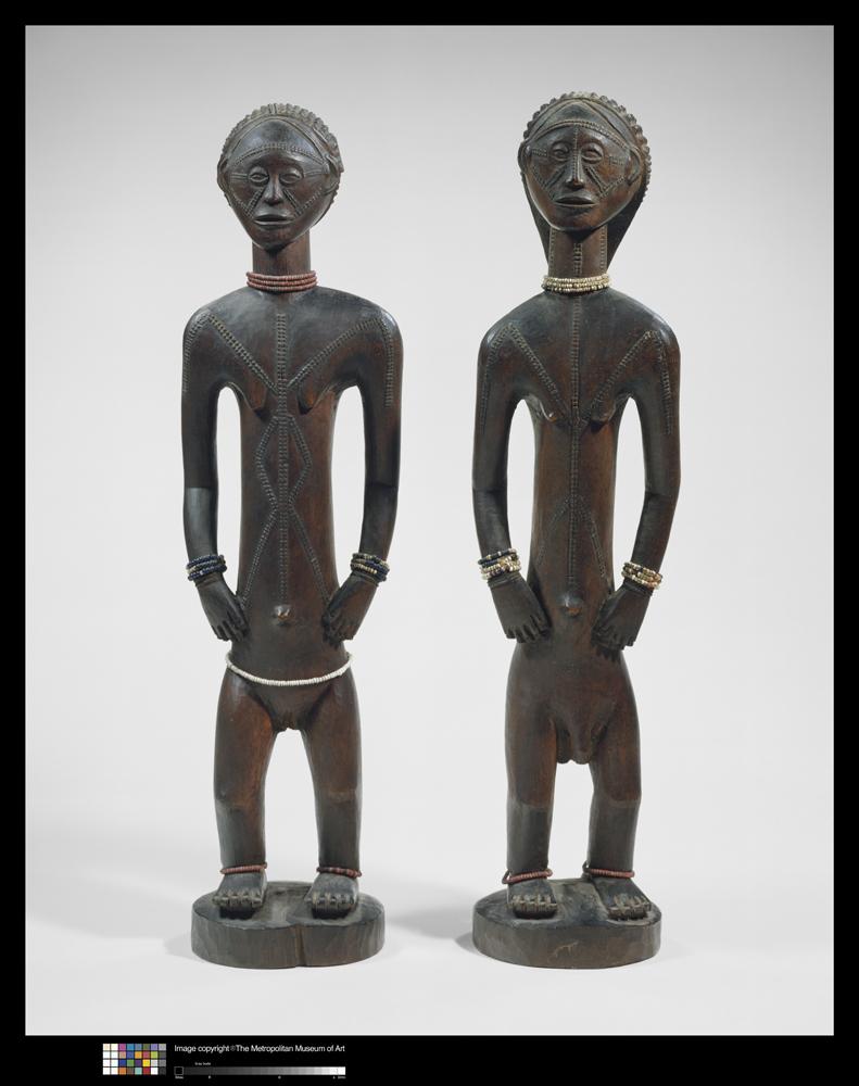 Figure Pair, Congo