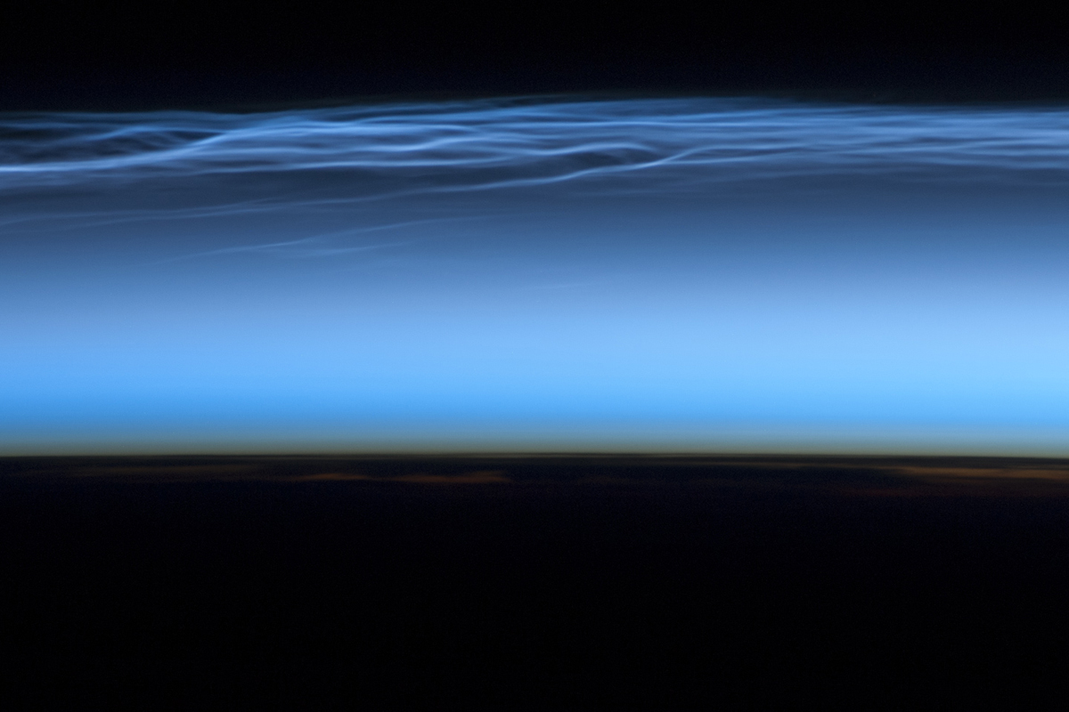 Shine On You Crazy Noctilucent Clouds