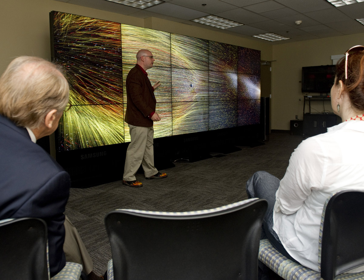 Space Weather Hyperwall