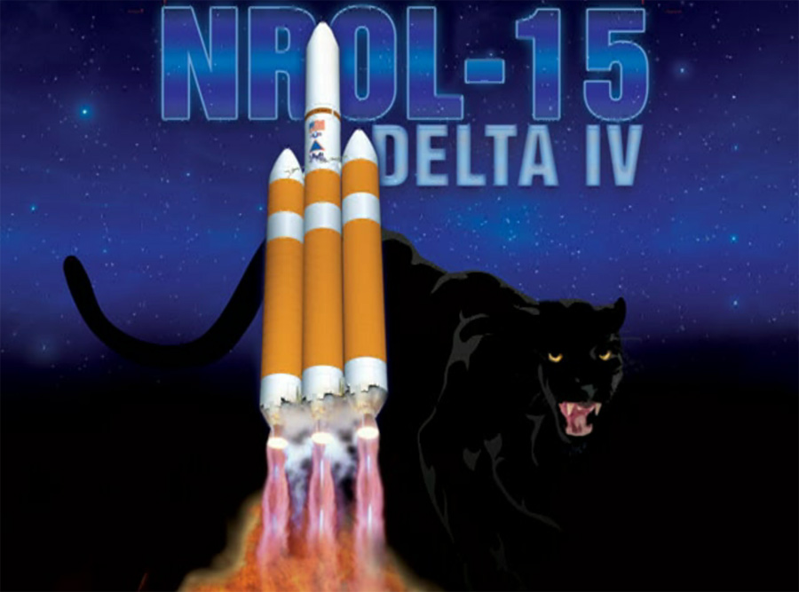 NRO-15 Mission Emblem