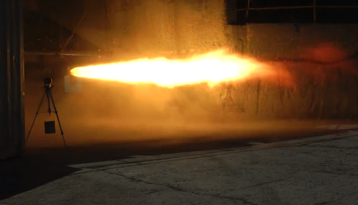 Rocket Flame
