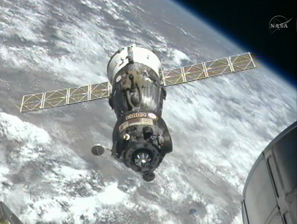 Soyuz Astronauts Back on Earth