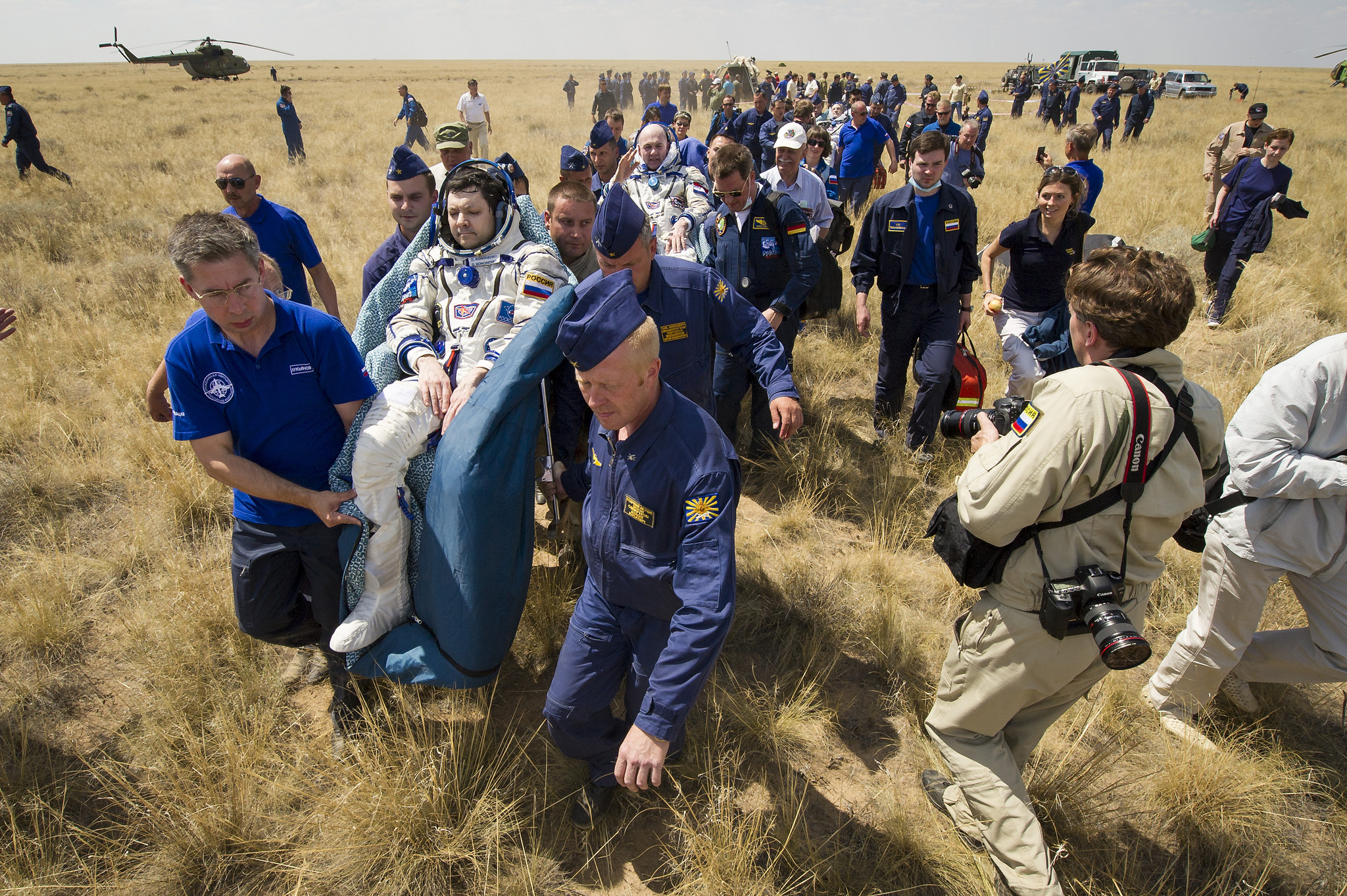 Space Station Crew Caravan: Expedition 31