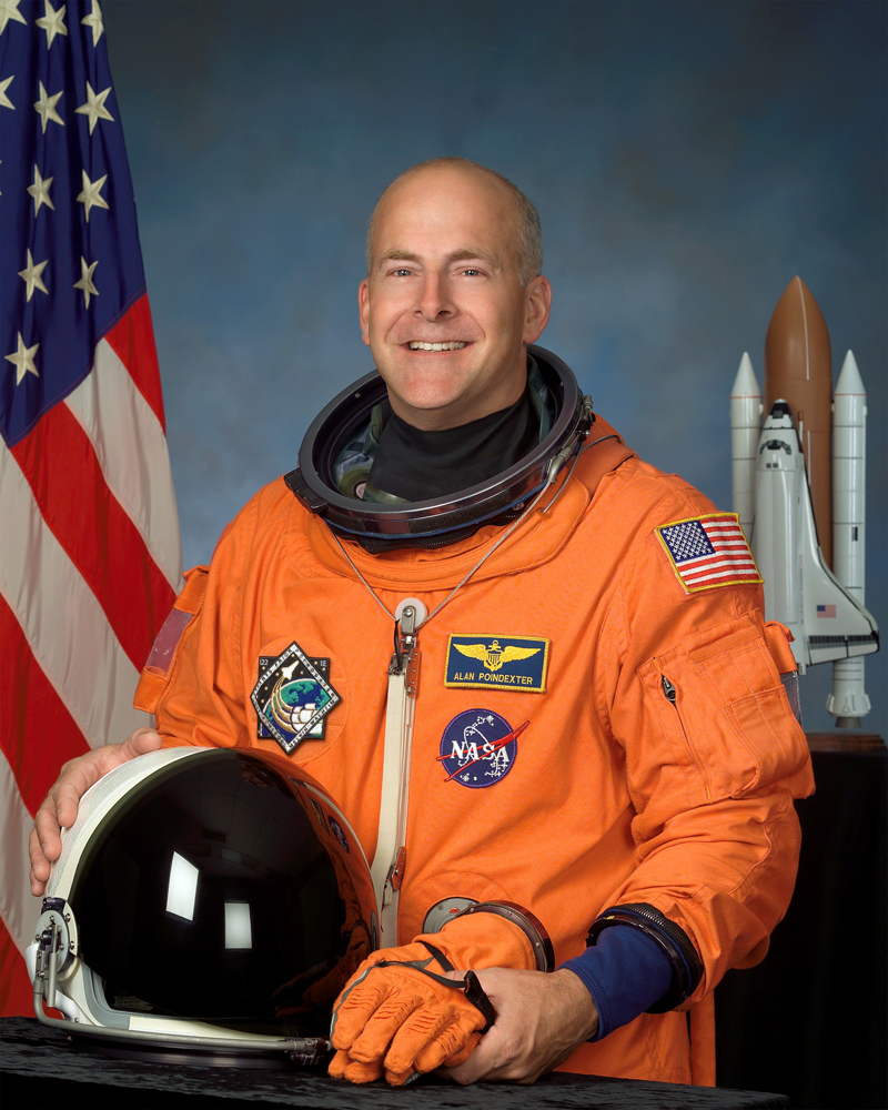 Astronaut Biography: Alan G. Poindexter