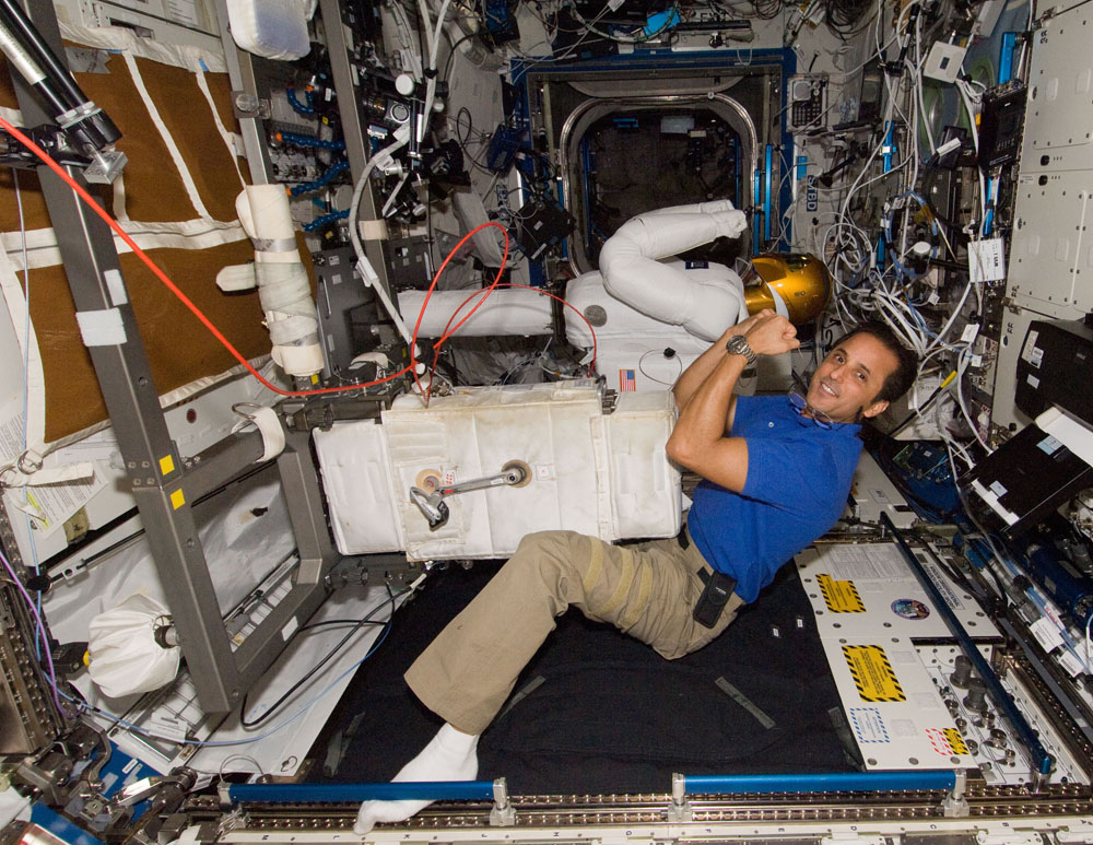 Astronaut Joe Acaba: Expedition 32