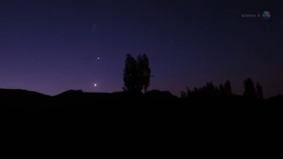 See 4 Planets on Fourth of July! Jupiter, Venus, Mars and Saturn Shine