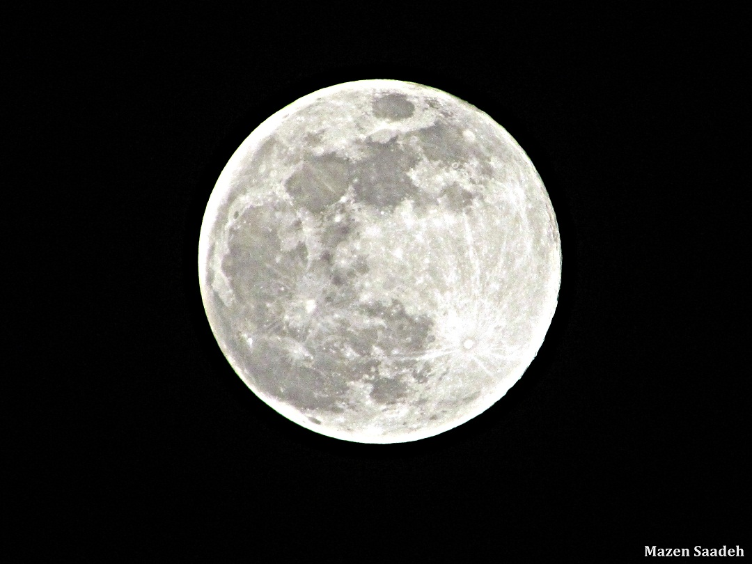 Full Moon Tonight Sets Stage for 'Blue Moon' on Aug. 31
