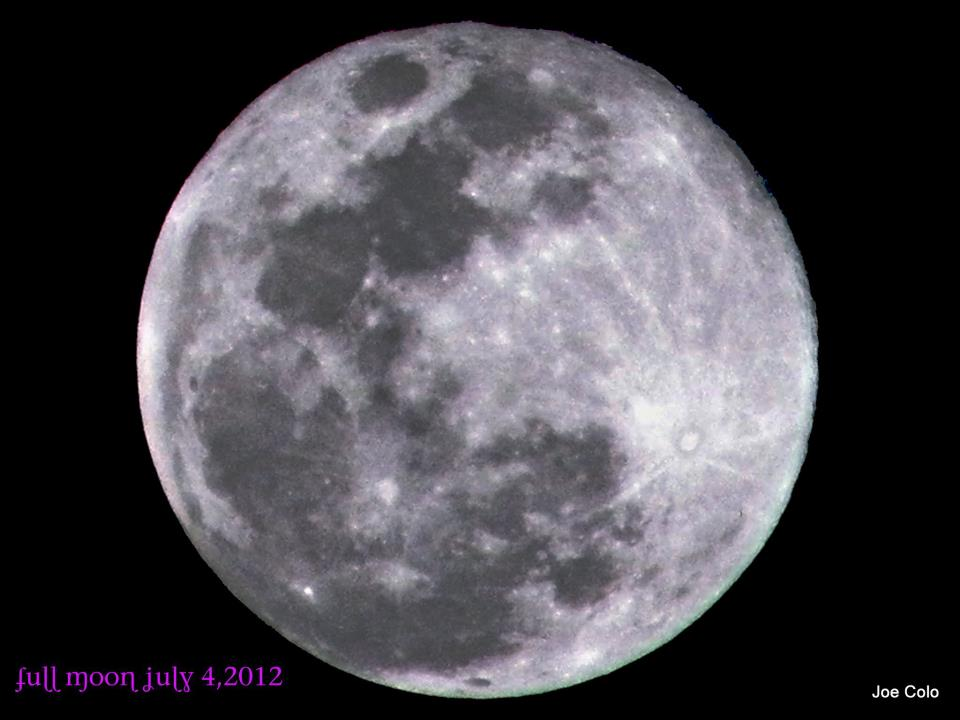 July Full Moon