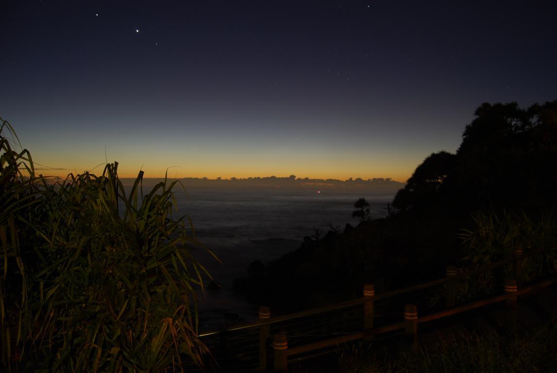 Coolangatta Night Sky