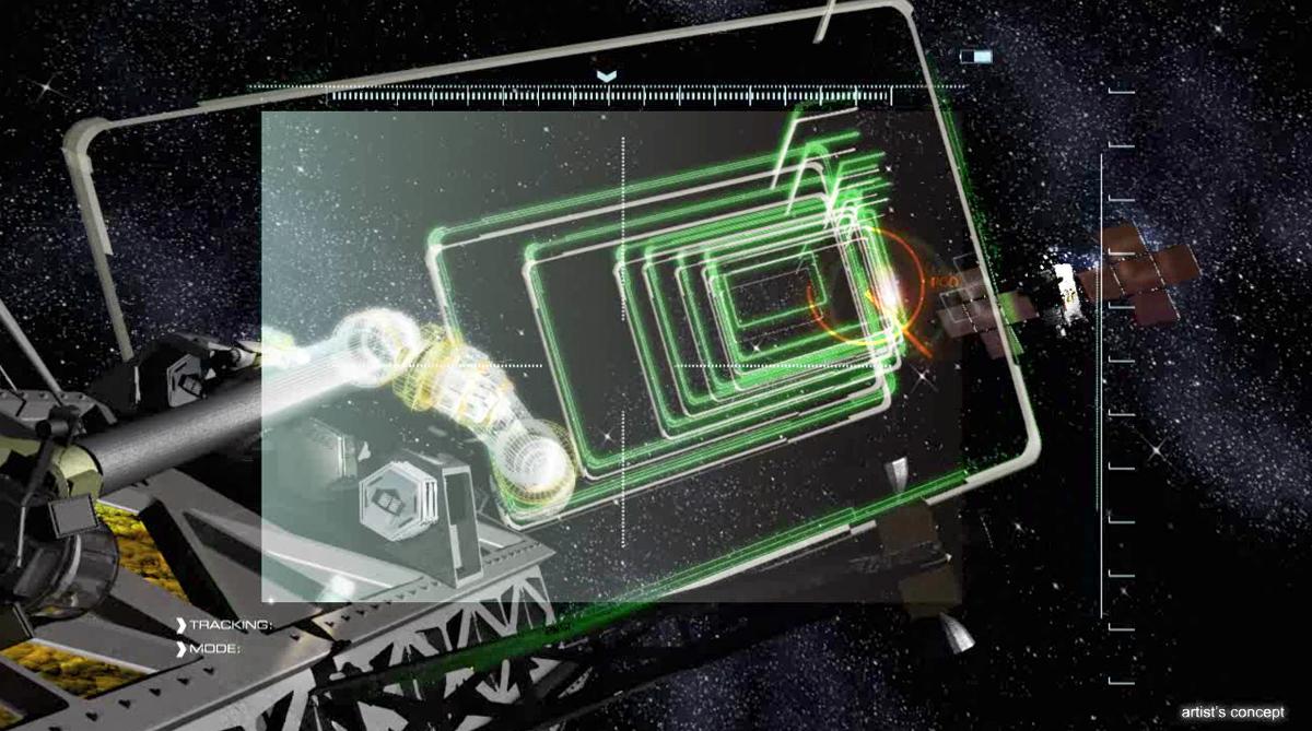 DARPA Phoenix Viewscreen Concept