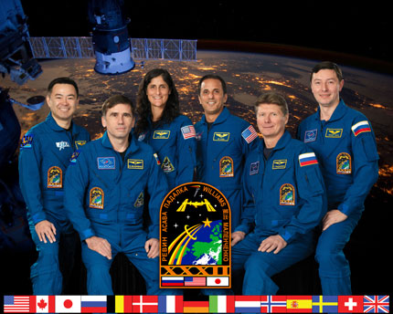 Space Station Crew Gears Up for 2 Spacewalks