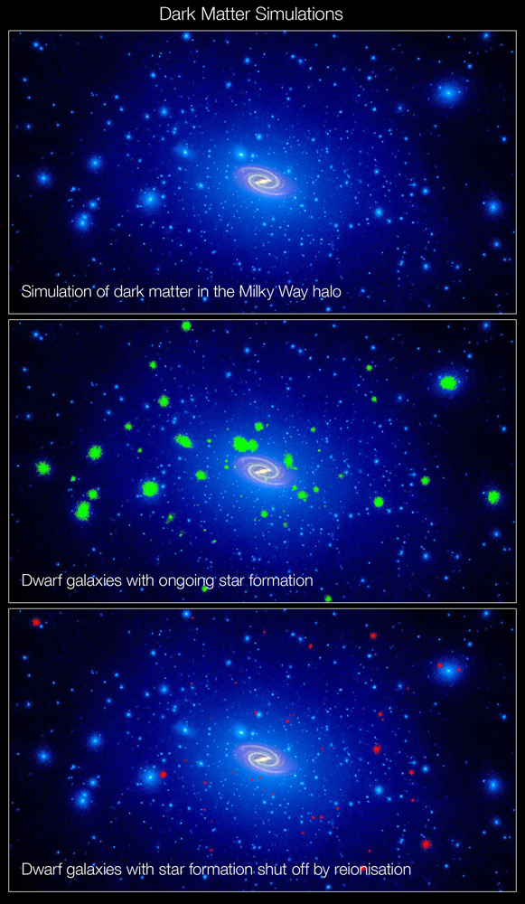 Hints of Dark Matter Possibly Seen