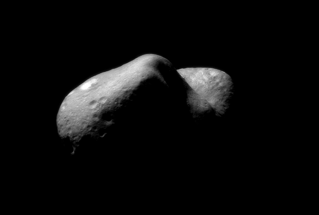 Who Owns the Asteroids? Space Mining Project Raises Legal Questions