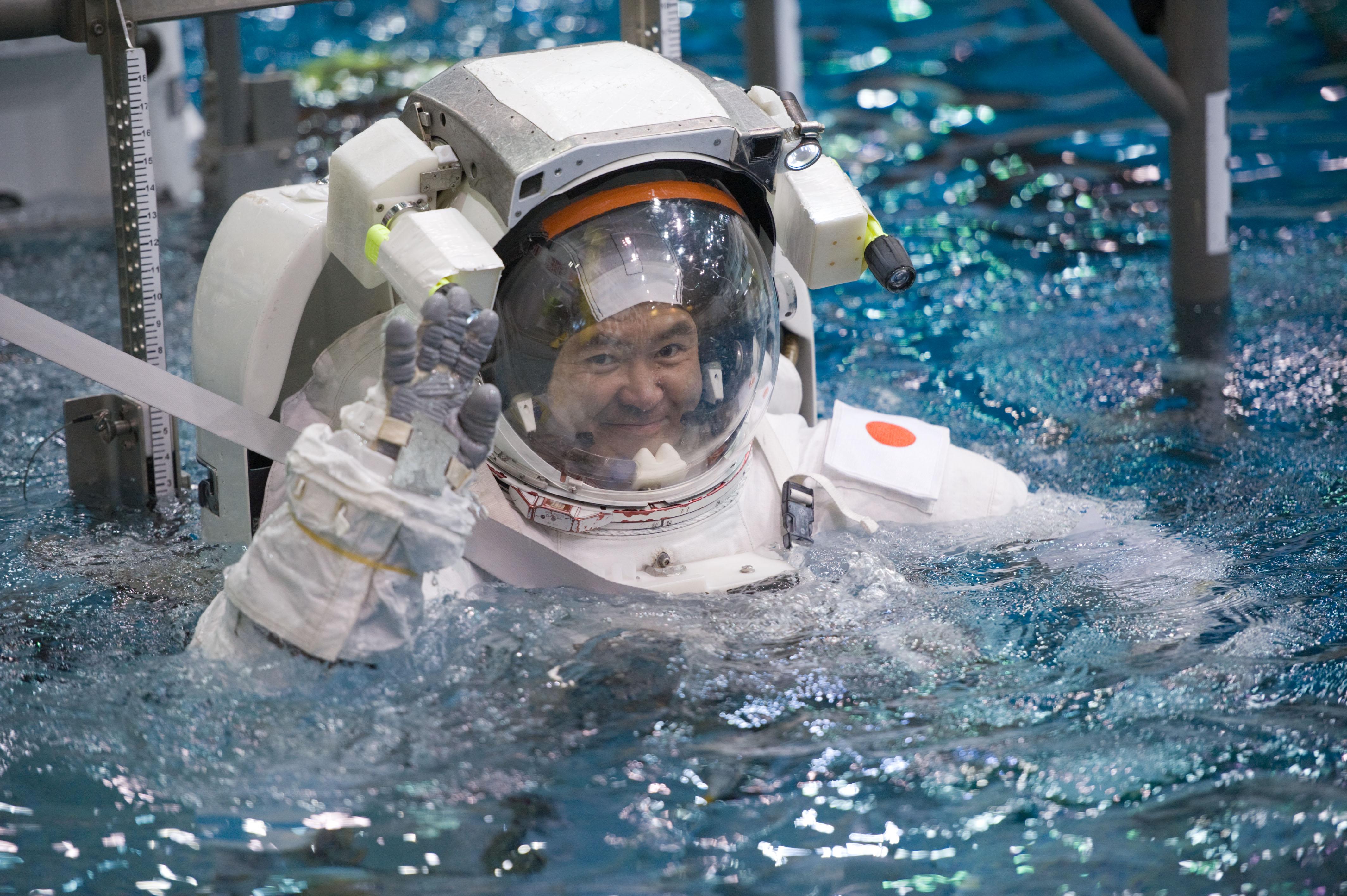 Hoshide Buoyancy Training