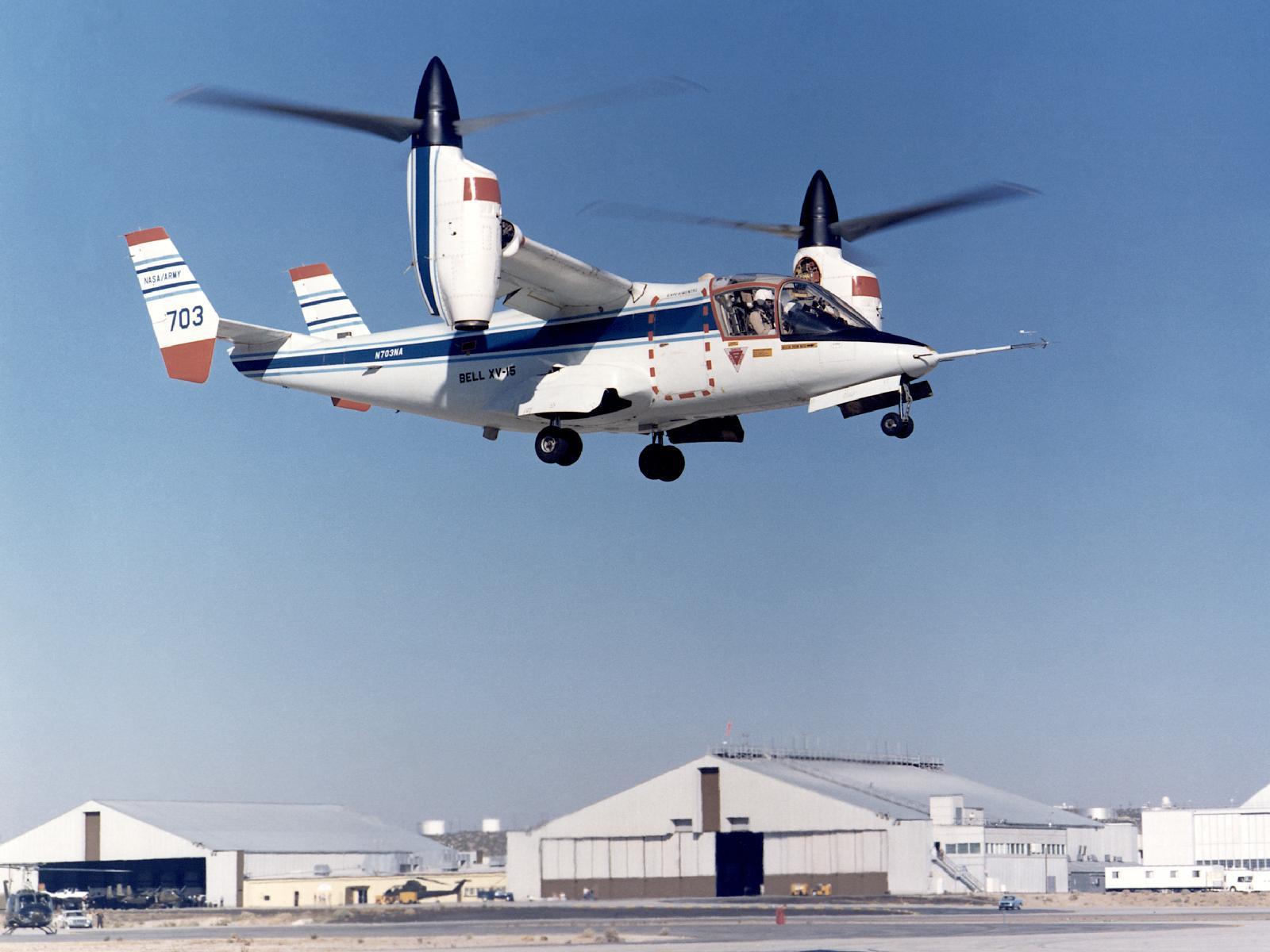 XV-15 Tilt Rotor