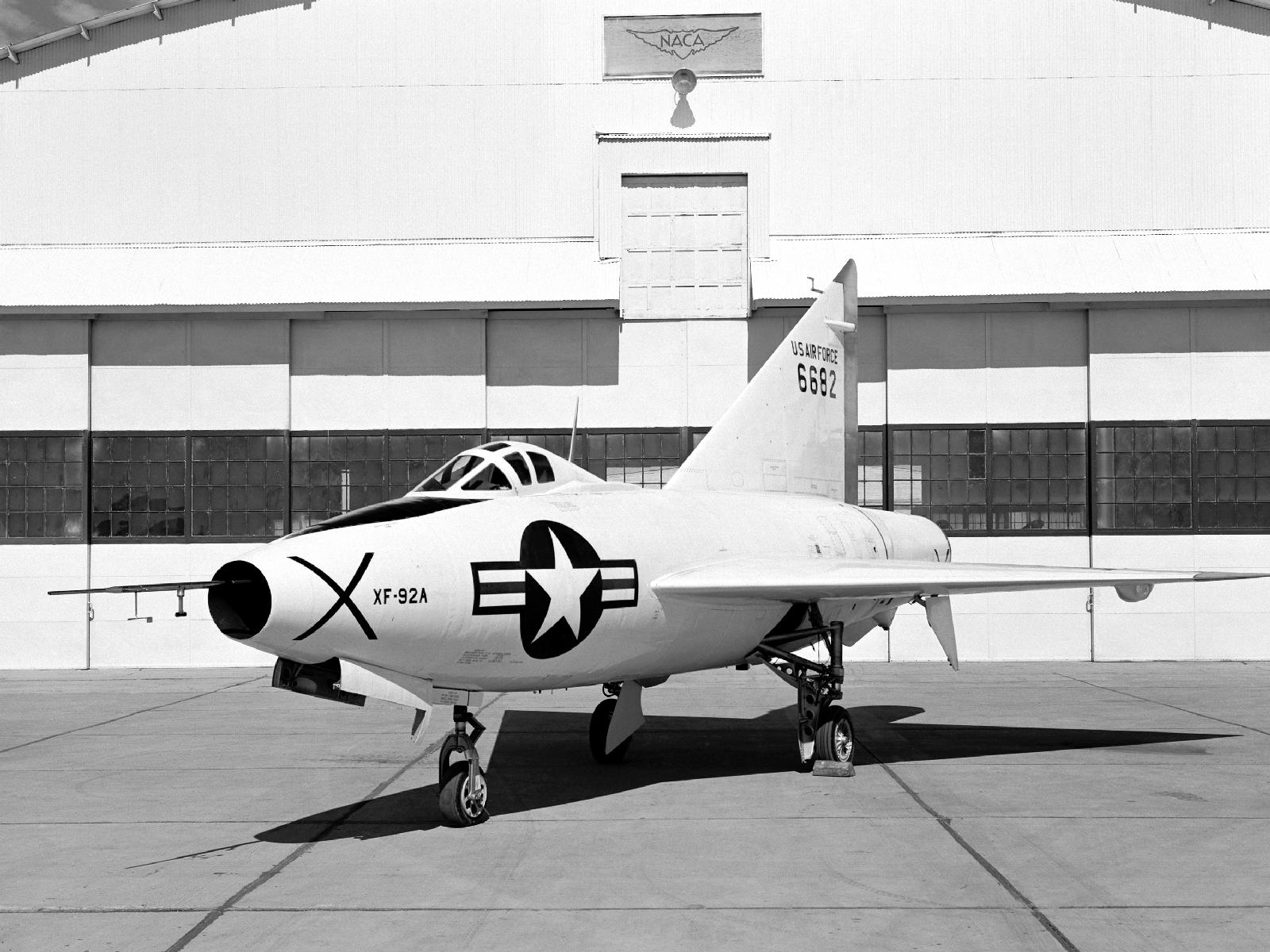 XF-92A