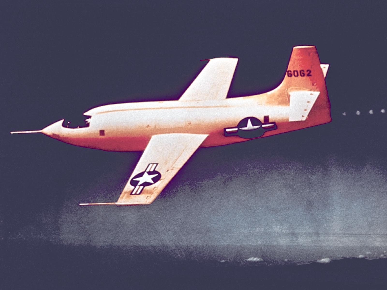 Bell Aircraft Corporation X-1-1