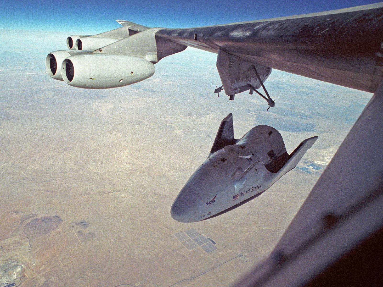 X-38 Crew Return Vehicle