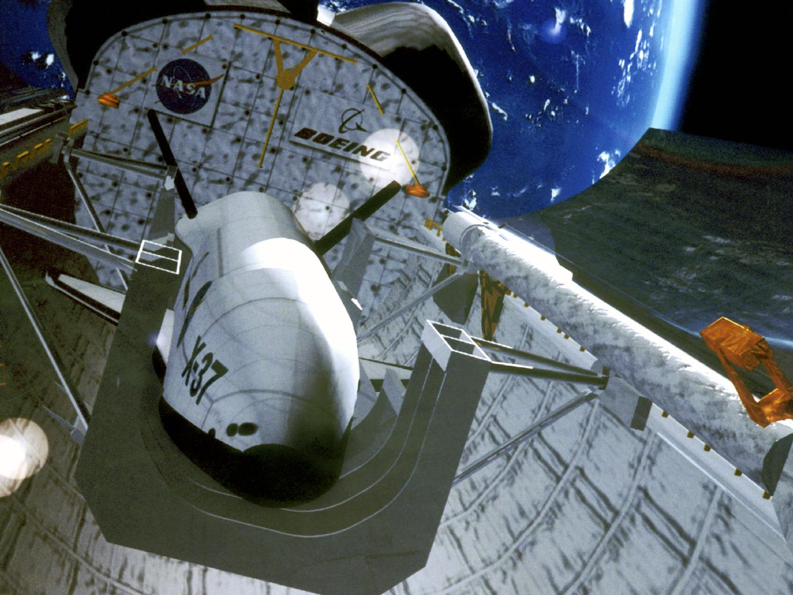 X-37 Advanced Technology Demonstrator