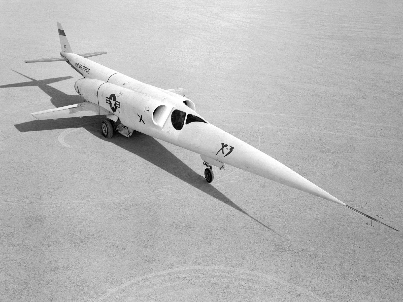 Douglas X-3