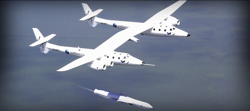 Virgin Galactic's LauncherOne
