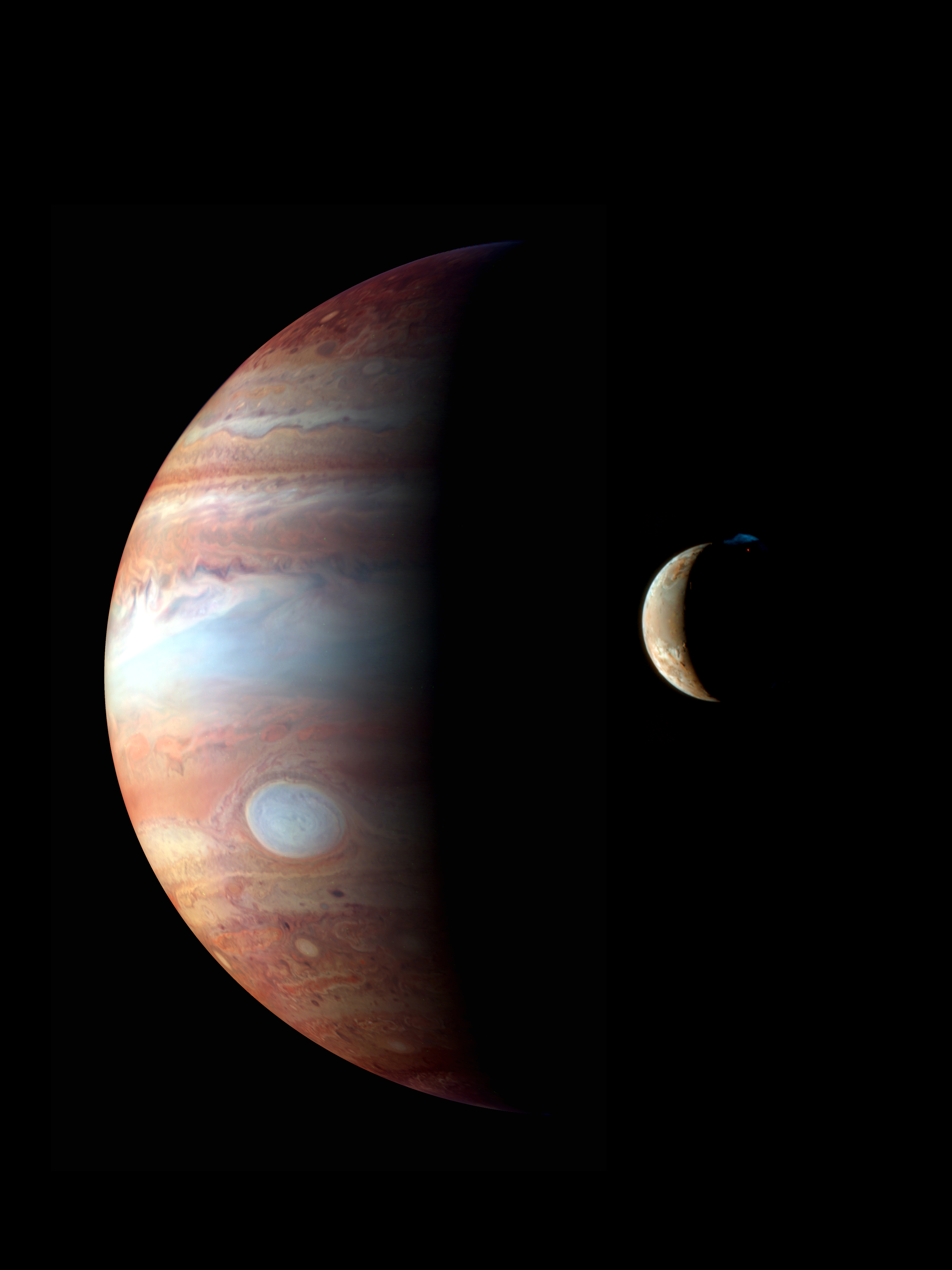 Io: Facts about Jupiter's Volcanic Moon