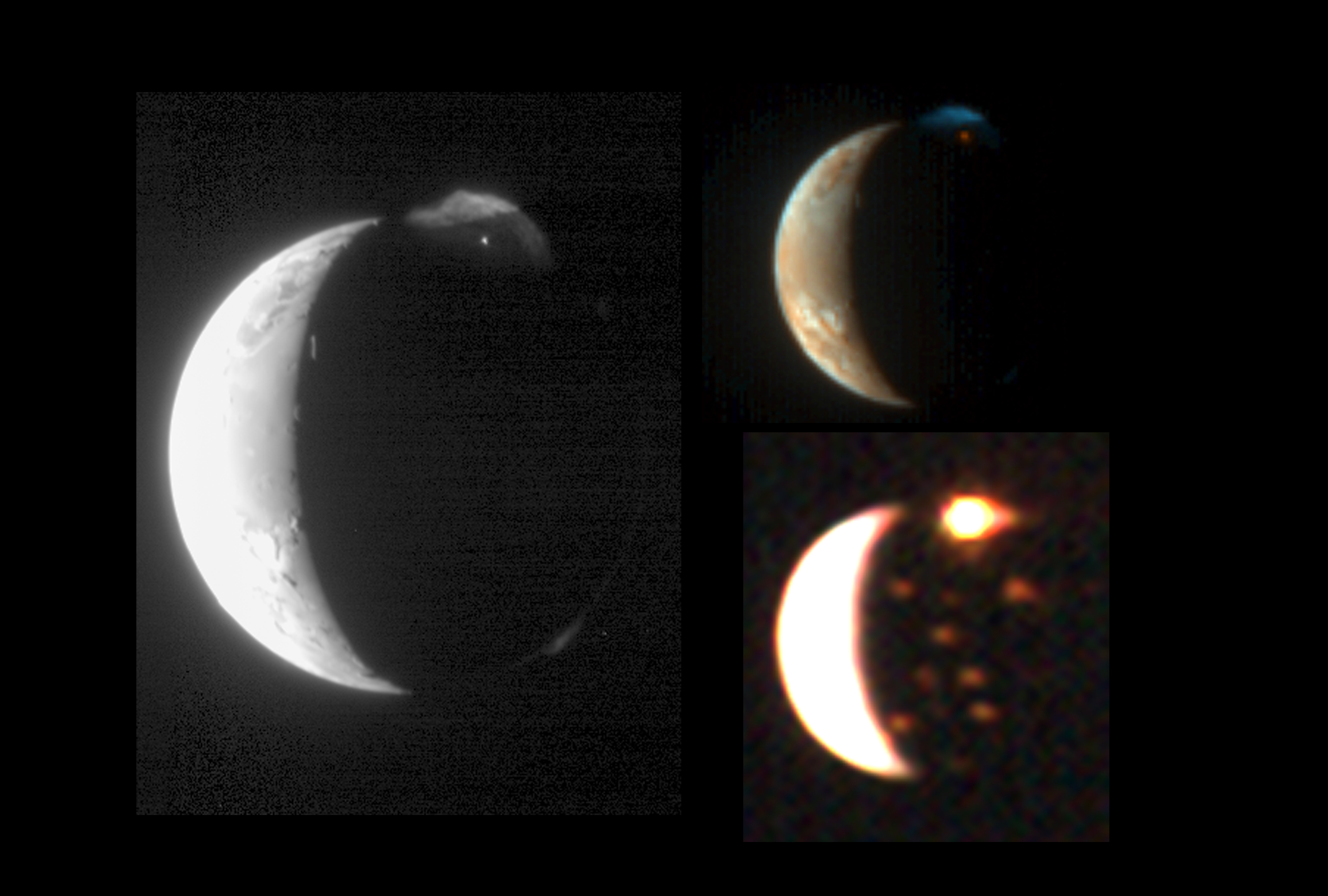 Io Through Different 'Eyes'
