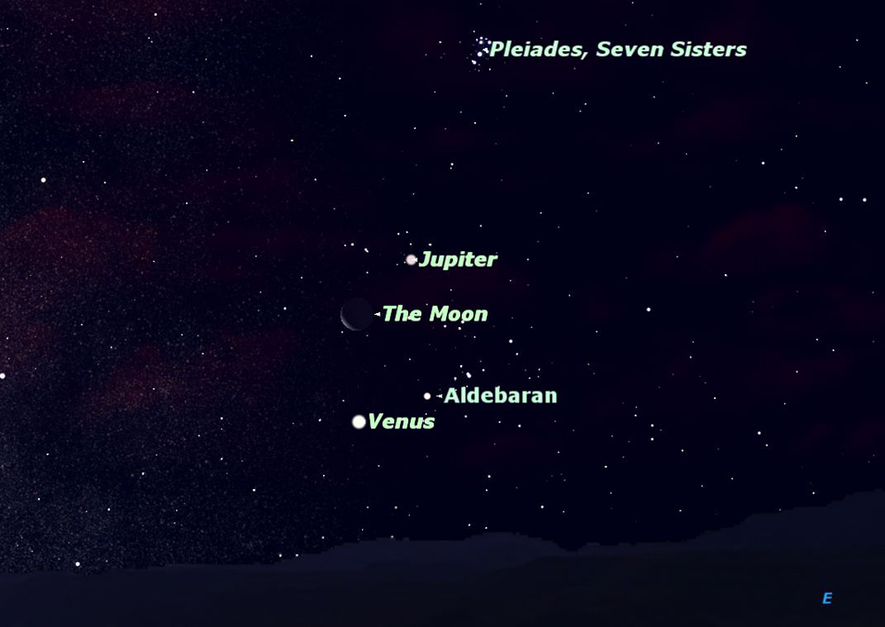 Aldebaran: The Star in the Bull's Eye