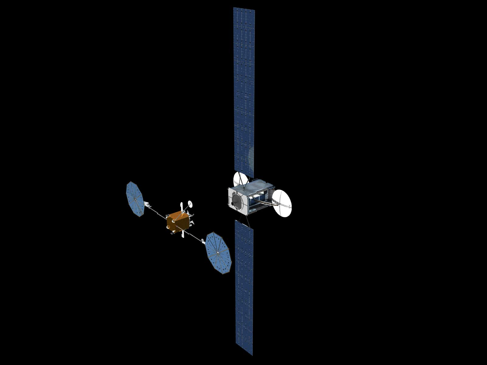 A Different Satellite Servicing Proposal