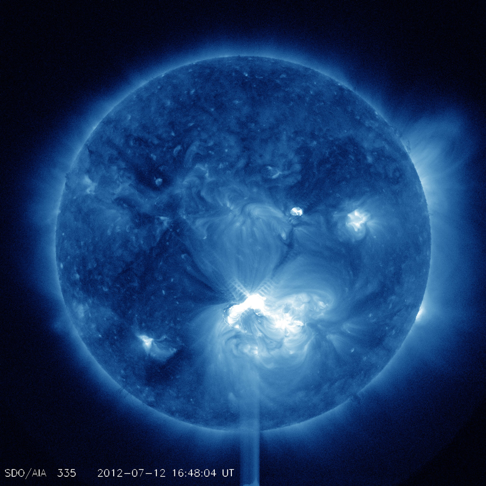 Solar Storm Warning System May Predict Dangerous Radiation
