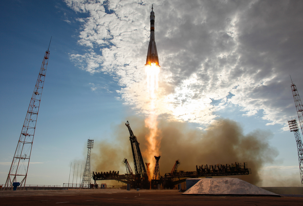 Expedition 32/33 Launch
