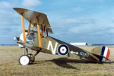 The Sopwith Camel was credited with more enemy kills than any other World War I aircraft.