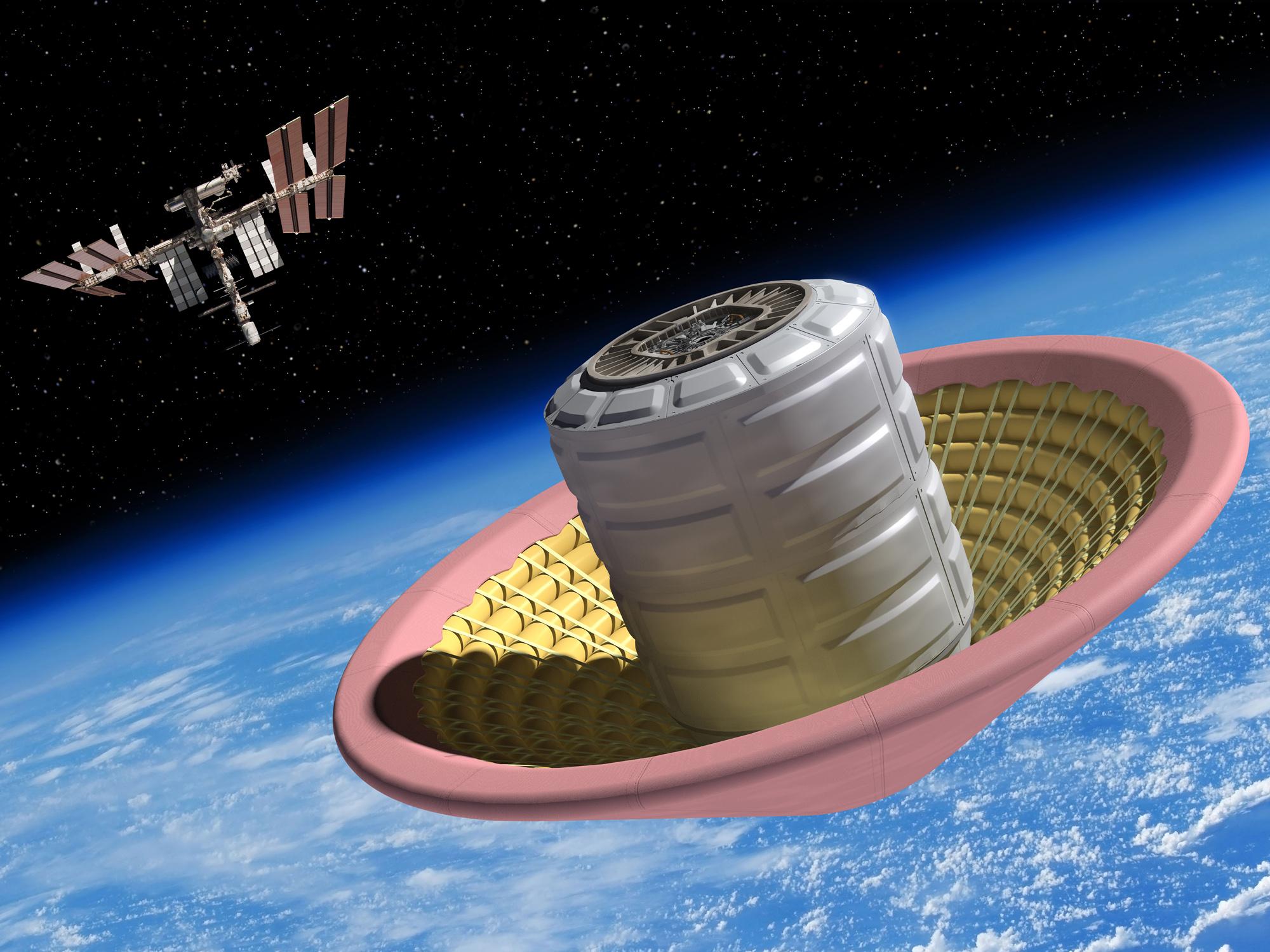 spacecraft heat shield heat - photo #31