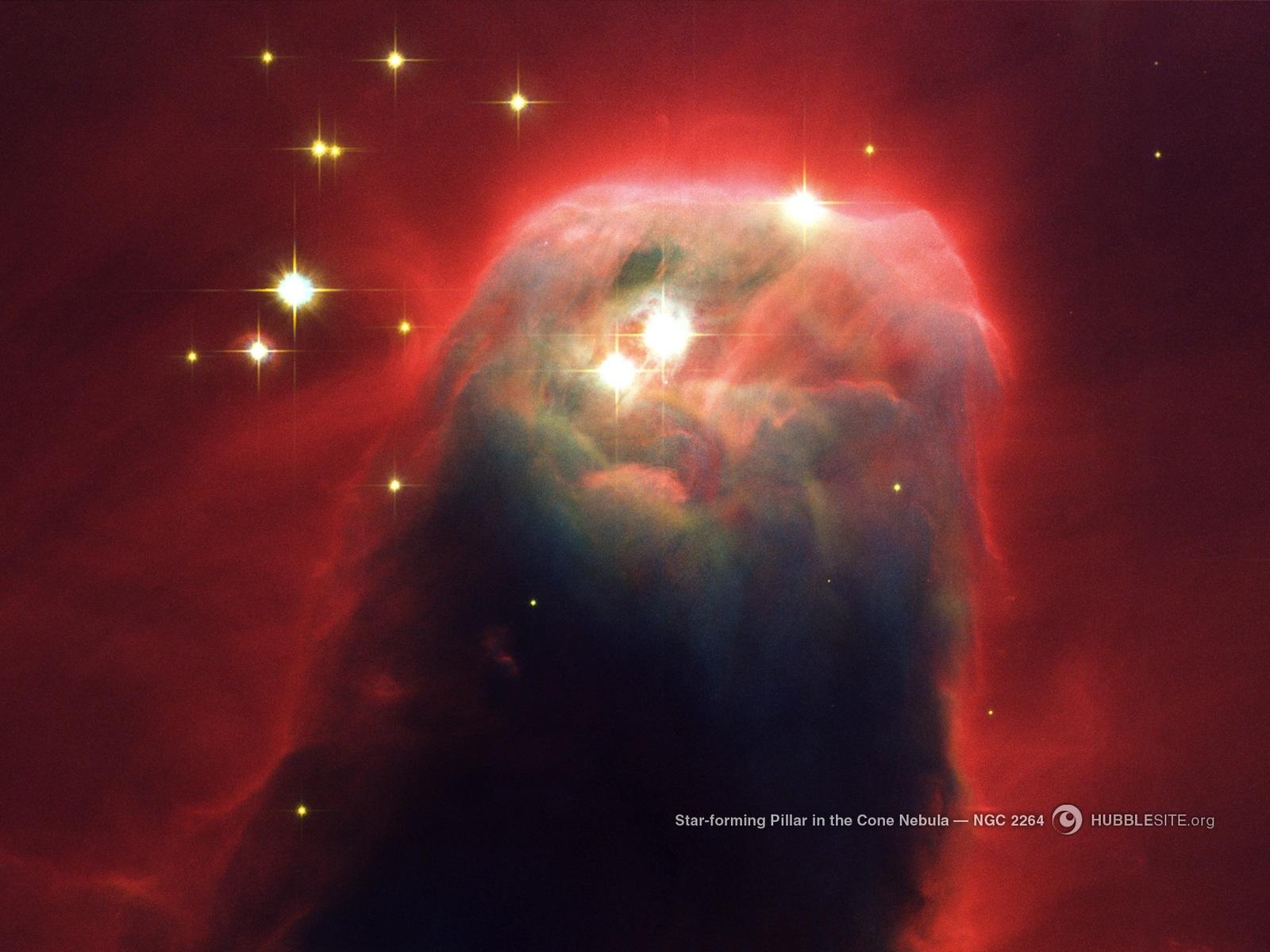 The Cone Nebula (NGC 2264)