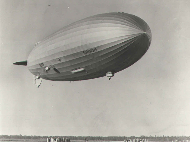 The Zeppelin Hindenburg: When Airships Ruled | The Most Amazing Flying Machines Ever