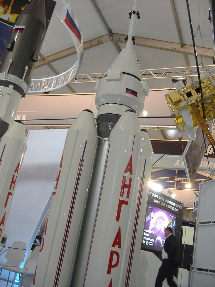 Angara A5 Rocket