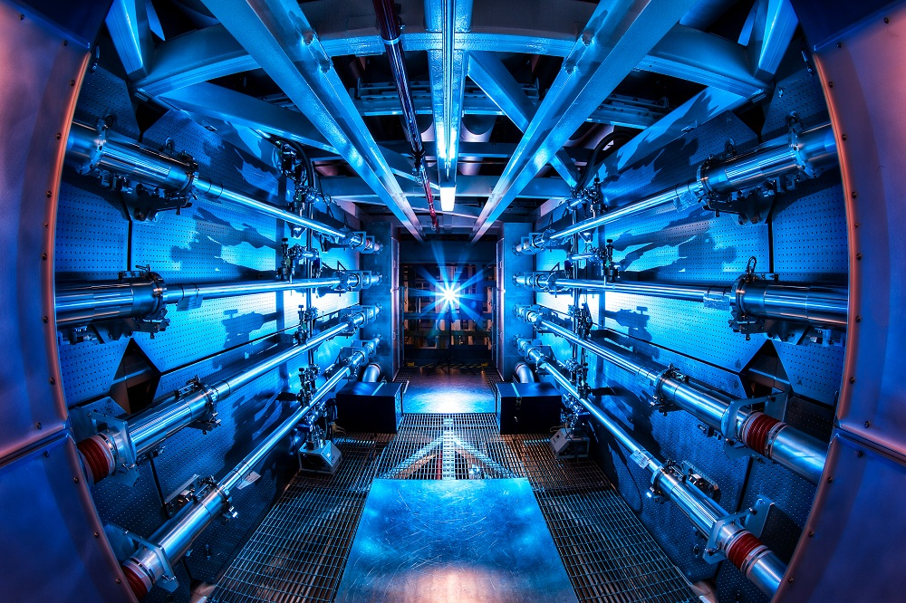 Record-Breaking Laser Shot Paves Way to Fusion Energy