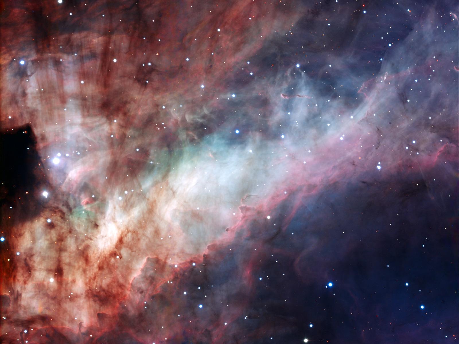 Omega Nebula 1600